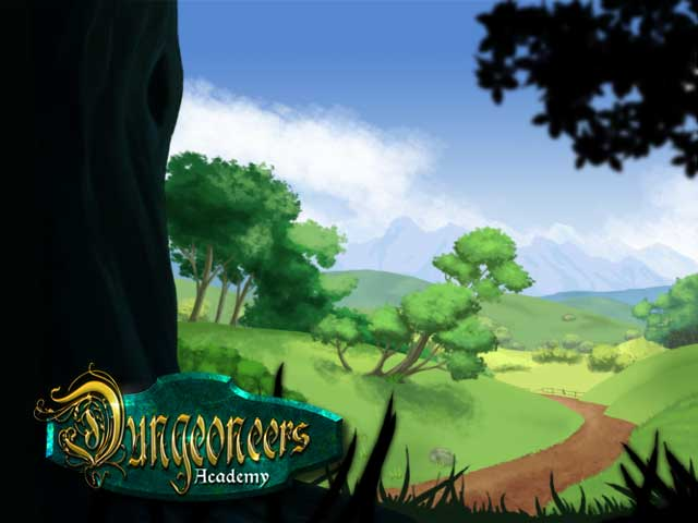 Dungeoneers Academy: Path to Academy slide