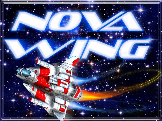 Nova Wing - iOS Title slide mobile