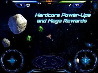 Nova Wing: iOS - Hardcore Power-Ups and Mega Rewards